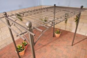 CLP-Metall-Pergola-Pavillon-ULPGAR-01-A-aus-beschichtetem-Eisen-Gre-310-x-186-cm-Hhe-228-cm-anthrazit-0-1