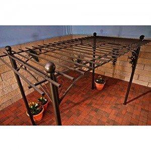 CLP-Metall-Pergola-Pavillon-ULPGAR-01-A-aus-beschichtetem-Eisen-Gre-310-x-186-cm-Hhe-228-cm-anthrazit-0-7