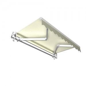 Gelenkarmmarkise-Basic-mit-Volant-Alu-Markise-weiss-250-x-150-cm-Stoff-elfenbein-250-x-150-m-0