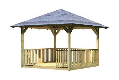 Karibu-4-Eck-Pavillon-Eco-Cordoba-mit-Brstung-Set-0-0