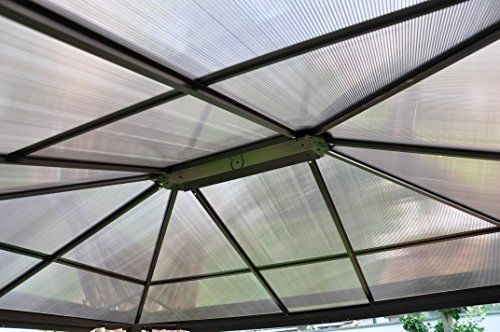 Leco-4713910103-Profi-Pavillon-365-x-300-x-260-cm-grau-braun-0-0