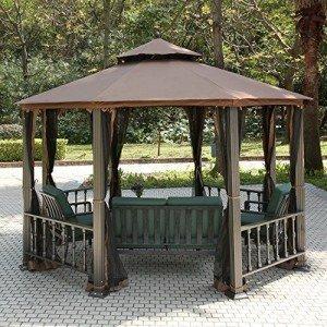 Teamyy-Aluminium-Garten-Pavillon-Gazebo-berdachung-Pavillion-Partyzelt-Terrasse-Mbel-0-1